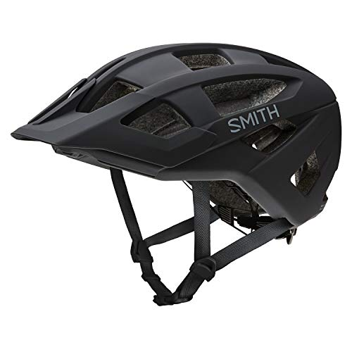 Smith Venture MIPS MTB Helmet (Large, Matte Black)