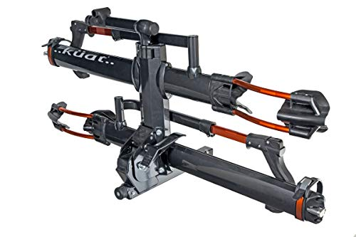 Kuat NV 2.0 Bike Rack, Gray Metallic, 2' Hitch Size