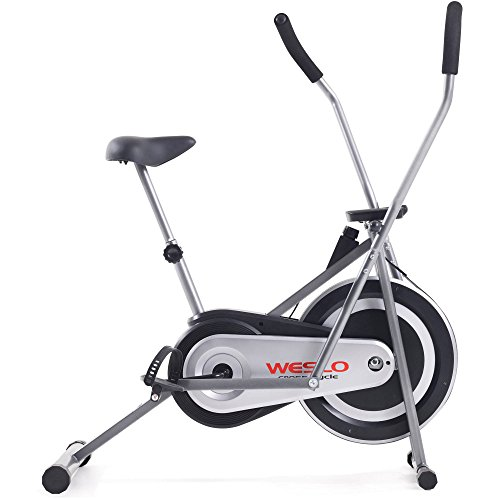 Weslo Indoor Sit in Cross Cycle Exercise Fitness Upright Cycling Sports Bike with Padded Saddle