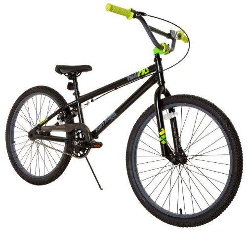 Dynacraft Tony Hawk Park Series 720 Boys BMX Freestyle Bike 24'', Matte Black