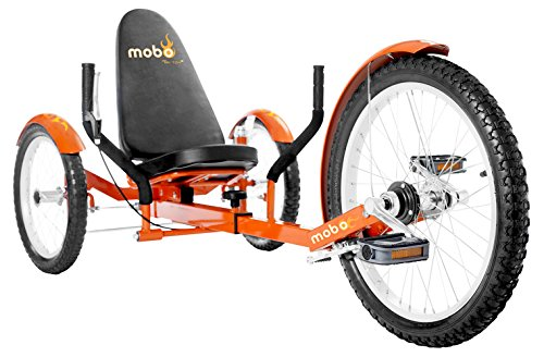 Mobo Triton Pro Adult Tricycle for men & women. Beach Cruiser Trike. Adaptive 3-Wheel Bike